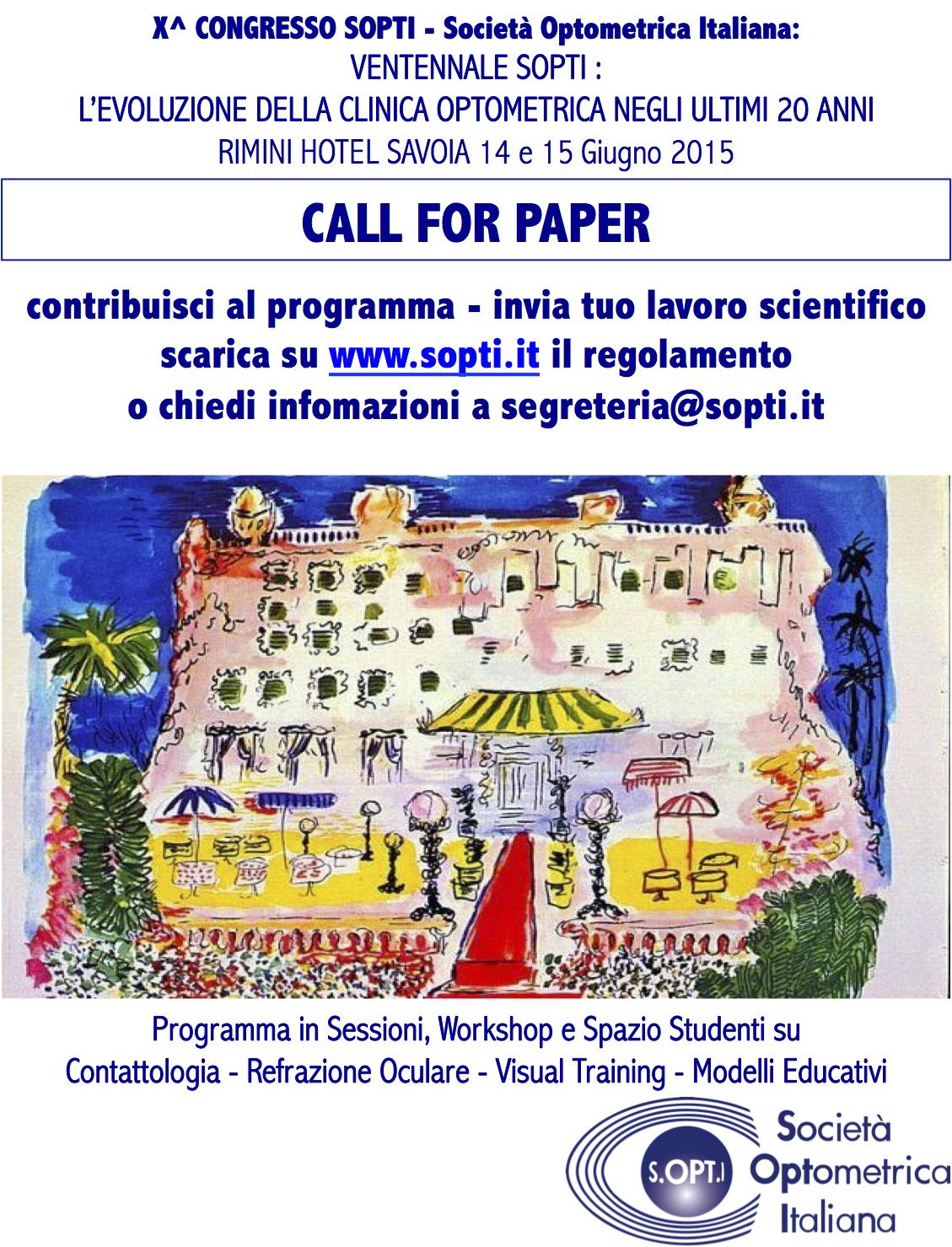 CONGRESSO SOPTI_call for paper_a