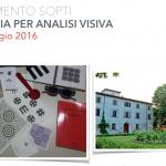 Aggiornamento in Metodologia di Analisi Visiva –  Maggio 2016
