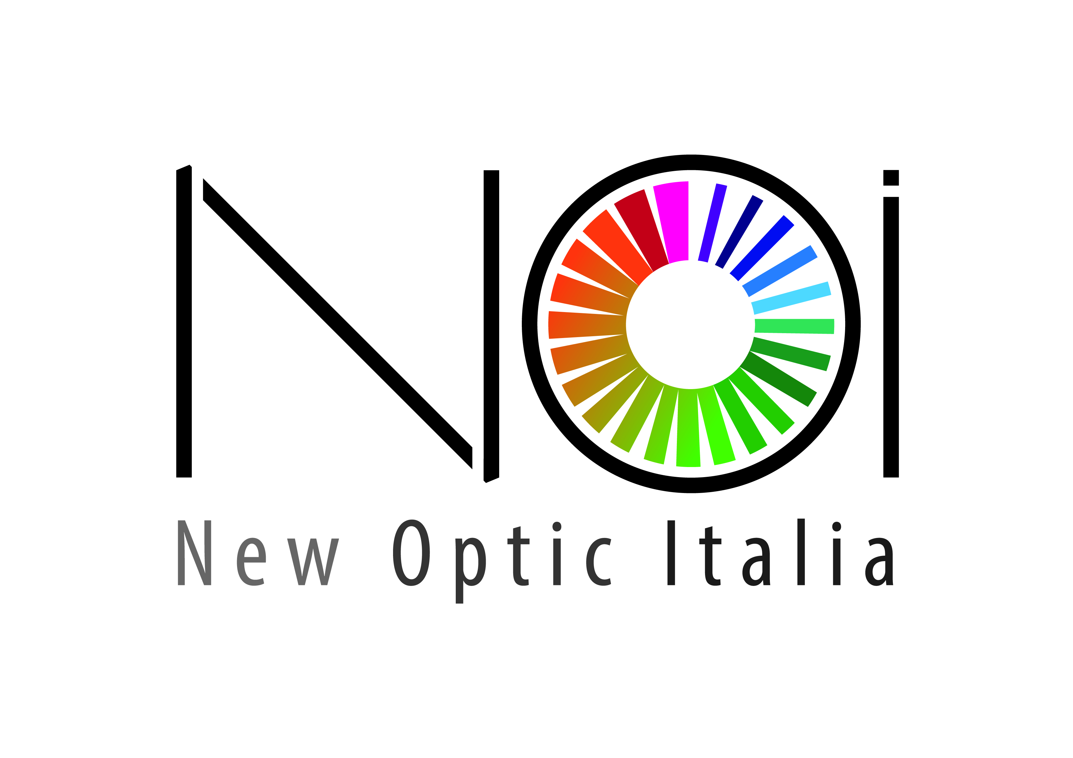 noi logo new optic italia