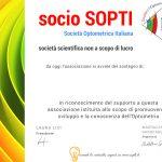 ATTESTATO SOCIO SOPTI