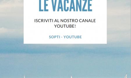 Iscriviti al Canale SOPTI su YouTube